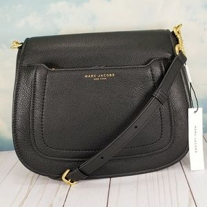 Marc Jacobs Empire City Leather Messenger